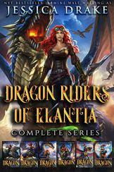 Dragon Riders of Elantia Complete Series Boxed Set: an epic dragon fantasy series by [Drake, Jessica, Walt, Jasmine]