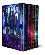 Witch & Wolf: The Complete Series by [R.J. Blain]