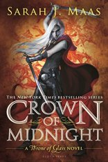 Crown of Midnight (Throne of Glass series Book 2) by [Sarah J. Maas]